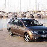 Dacia Logan MCV: forme da crossover per la sostituta