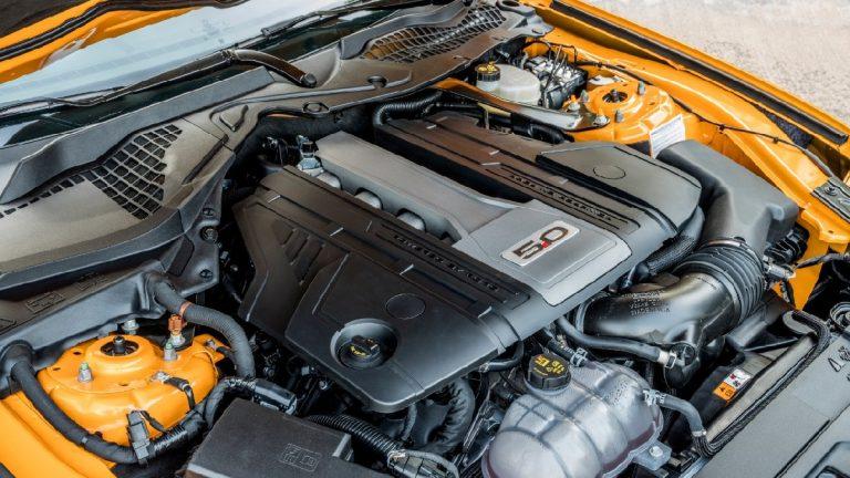 Foto del motore di Ford Mustang Mustang 5.0 V8 TiVCT 450CV Automatico GT