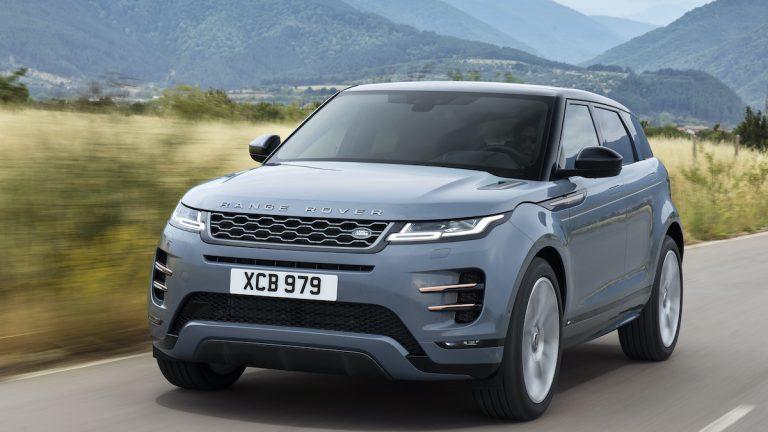 Range Rover Evoque Hybrid