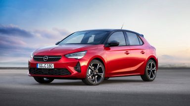 Nuova Opel Corsa premiata con il Connected Car Award