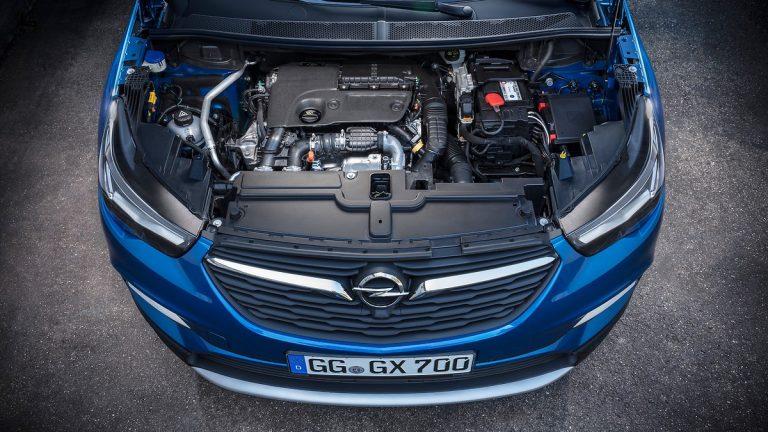 Foto del motore di Opel Grandland X Grandland X 1.2 Benzina 130cv 120 Anniversary S&S MT6