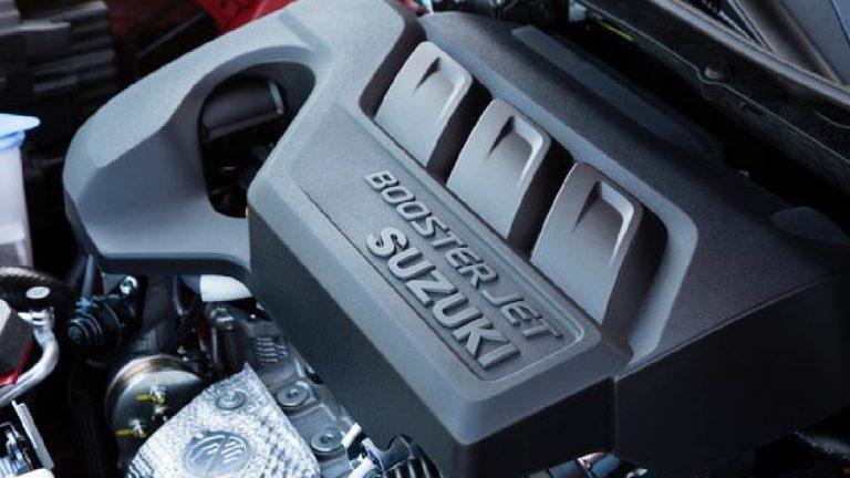 Foto del motore di Suzuki Swift Swift 1.2 Hybrid Top Allgrip 4WD