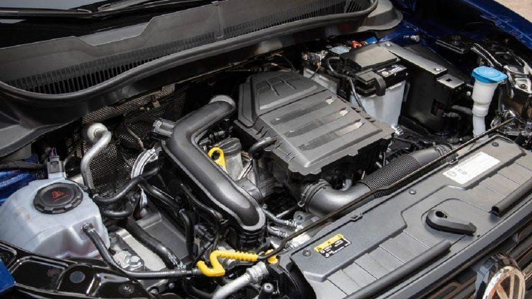 Foto del motore di Volkswagen T-Cross