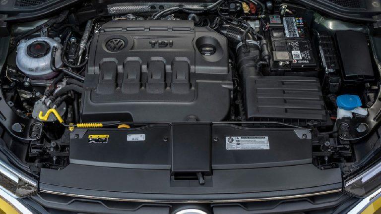 Foto del motore di Volkswagen T-Roc