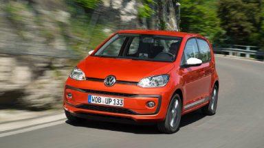 auto più economiche: Volkswagen Up!