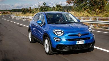 Fiat 500X ibrida: la Casa conferma la produzione