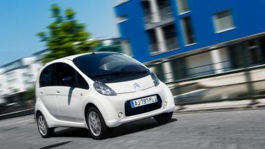 Citroën: attraverso il deserto con auto elettriche