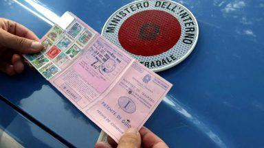 Come verificare il numero di punti disponibili sulla patente