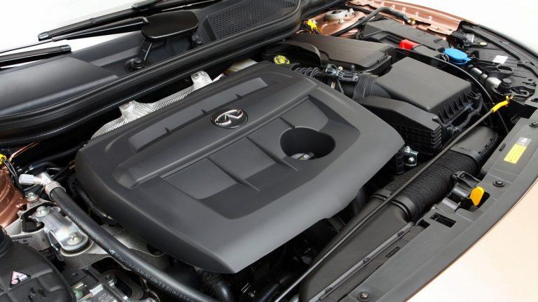 Foto del motore di Infiniti Q30 Q30 2.2d 7DCT Luxe