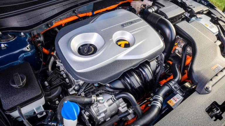 Foto del motore di KIA Optima Plug-in Hybrid Optima Plug-in Hybrid 2.0 GDi P-HEV Plug-in Hybrid auto