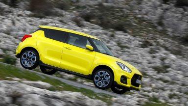 Suzuki Swift: anche la versione Sport adesso è ibrida