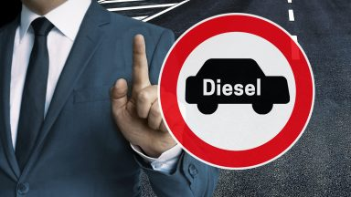 Blocco delle auto diesel: tutto quello che c'è da sapere