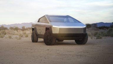 Tesla Cybertruck: Elon Musk svela i nuovi dettagli