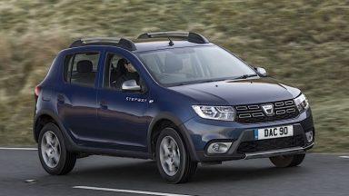 auto più economiche: Dacia Sandero