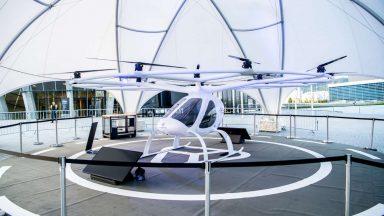 Daimler Volocopter: il bisogno di volare