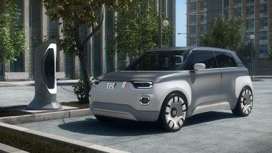 Fiat Panda elettrica: si farà e arriverà nel 2022