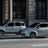 Fiat Panda e 500 ibride: ecco il kit di sanificazione