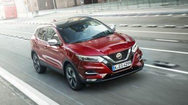 Nissan Qashqai: la prossima generazione sarà anche ibrida