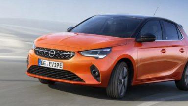 Opel Corsa elettrica: fino a 11.000 euro di sconto