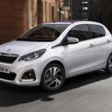 Peugeot 108: piccoli aggiornamenti
