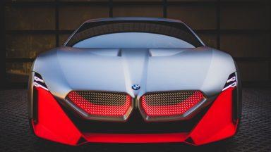 BMW Vision M Next: laboratorio di futuro in ottica 2023