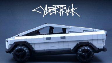 Tesla Cybertruck con i Lego: presto disponibile il kit