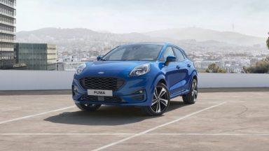 Ford Puma: il crossover ibrido secondo Ford