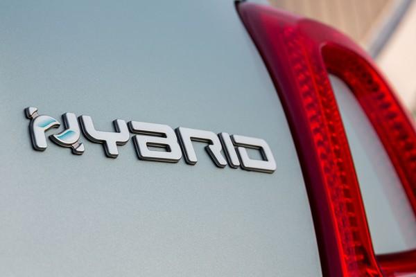 FCA: il nuovo logo Hybrid