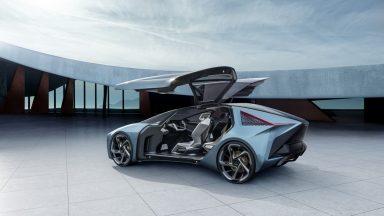 Lexus LF-30 Electrified, concept dalla prospettiva elettrica