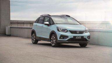 Nuova Honda Jazz: in Europa sarà solo ibrida