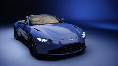 Aston Martin Vantage Roadster: cabrio da 300 Km/h