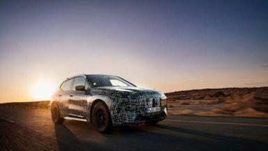 BMW iNext: tre versioni e fino a 610 CV di potenza