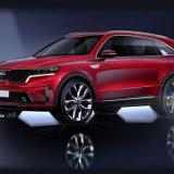 Kia Sorento: iniziata la produzione del SUV ibrido