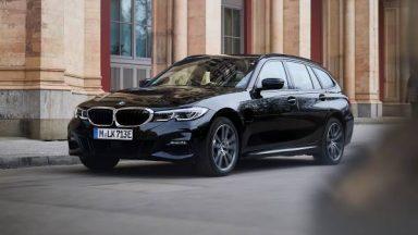 BMW Serie 3 Touring: a Ginevra debutta la versione ibrida