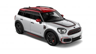 Mini: 50 unità per la Countryman John Cooper Works GT Edtion