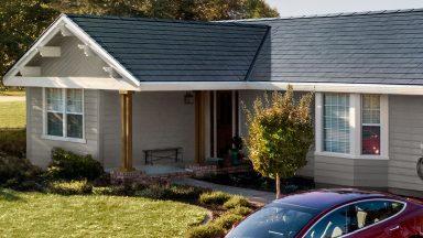 Tesla Solarglass: il tetto fotovoltaico presto in Europa
