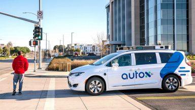 FCA e AutoX insieme per portare i self-driving taxi in Cina