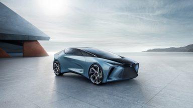Lexus oltre il Salone di Ginevra: la diretta streaming
