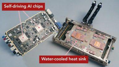Tesla ha un problema di chip: i clienti cinesi non perdonano