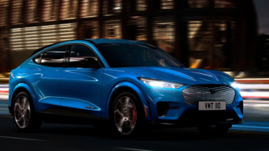 Ford Mustang Mach-E: arriva in Europa soltanto nel 2021