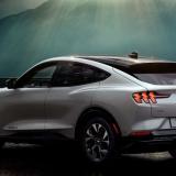 Ford Mustang Mach-E: il sibilo del motore diventa musica