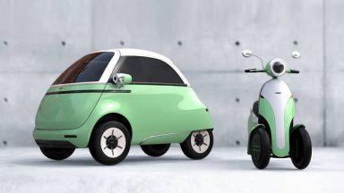 Micro Mobility presenterà la Microlino 2.0 a Ginevra