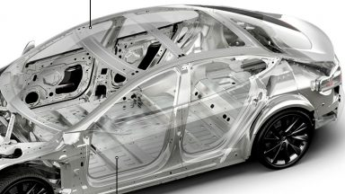 Model 3, sospensioni pneumatiche adattive? Musk dice di no