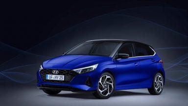 Nuova Hyundai i20: design rivoluzionato e motori ibridi