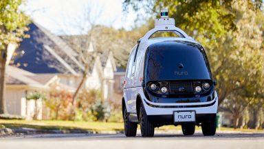 Nuro R2: la guida autonoma per la consegna delle merci