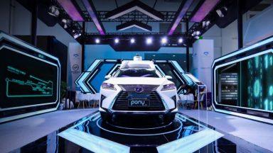 Toyota investe 400 milioni nella guida autonoma di Pony.ai