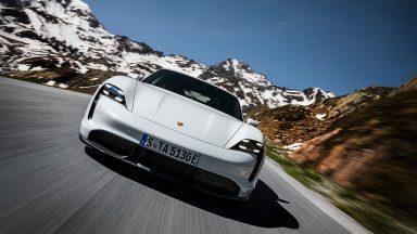 Porsche Taycan: ecco le novità del Model Year 2021