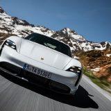Porsche Taycan: un viaggio di 1000 chilometri in 9 ore