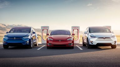 Tesla: 250 kW su Model S e Model X grazie ai Supercharger V3