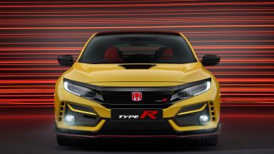 Honda Civic Type R: ecco la Limited Edition e la Sport Line